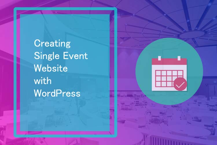 WordPRess Event landing page themes