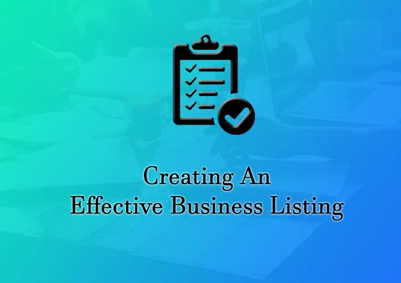 posting business listing