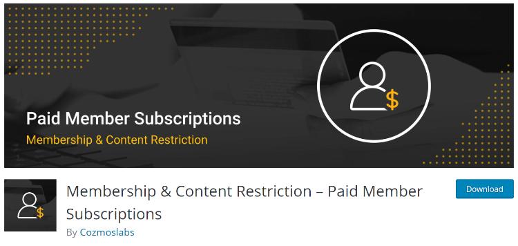content restriction plugin