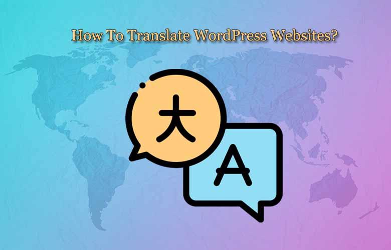 translate a website