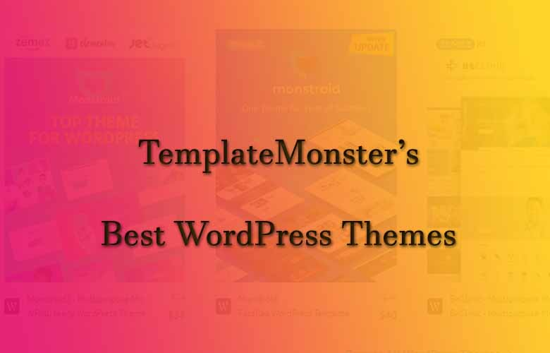 templatemonsters wordpress themes