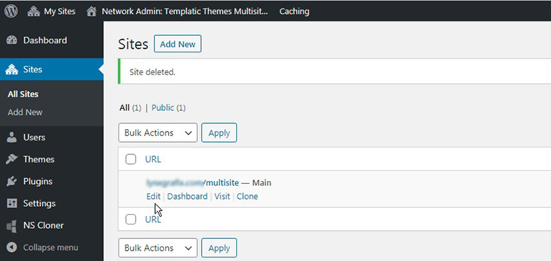 How To Enable Themes For Sites In WordPress Multisite