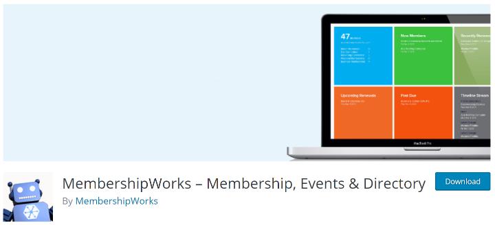 Membership plugin to create WordPress directory sites