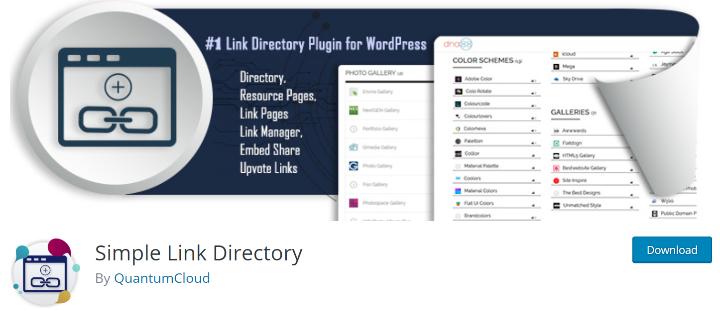 Link directory plugin