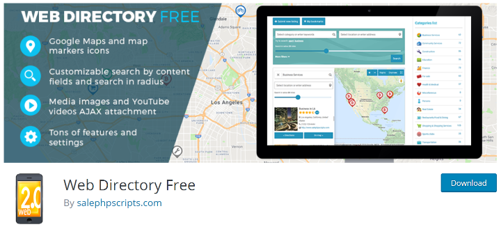web directory WordPress plugin