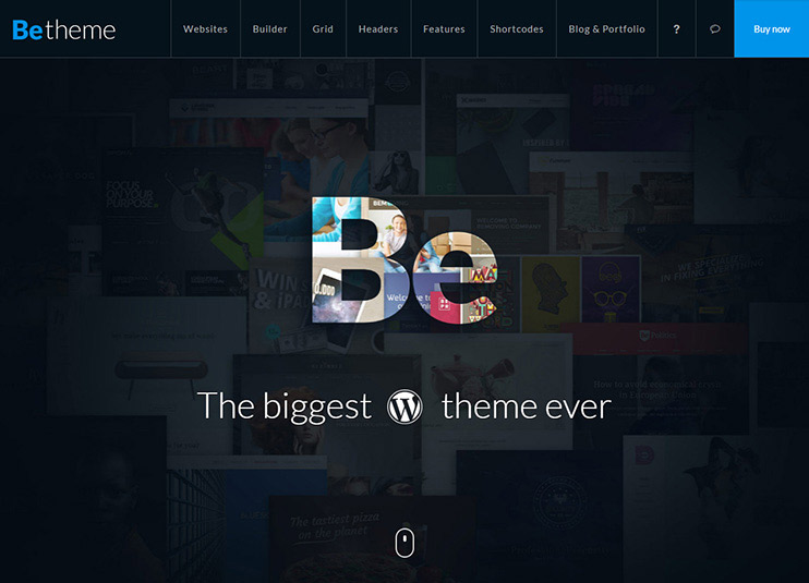 BeTheme-themeforest