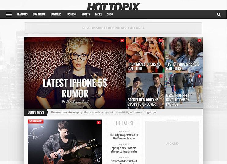 Hot-Topix---Modern-WordPress-Magazine-Theme