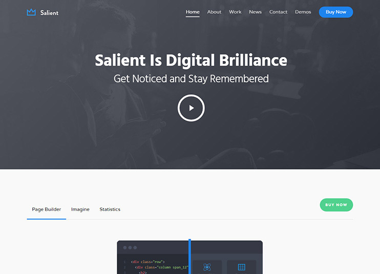 Salient - Responsive Multi-Purpose Theme at themeforest