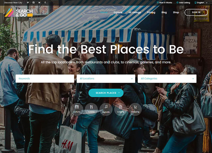ThemeForest - Top 50+ Most Popular WordPress Themes